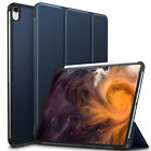 "Smart Case Cover For Apple iPad Pro 12.9"" 2018 supports Apple Pencil Charging"