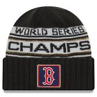 Boston Red Sox New Era 2018 WS Champions Locker Room Knit Hat FREE POSTAGE on Ebay