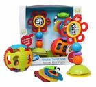 Shake, Twist, Rattle Gift Set - Baby Toy by Playgro (0185258139)