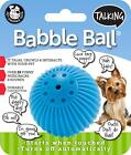 NEW Toy Pet Qwerks Dogs Cats Games Talking Babble Ball Costume Dog Cat Toys FAST