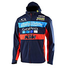 Troy Lee Designs KTM Mens Replica Team Zip Hoodie Hoody Pit Jacket - All Sizes
