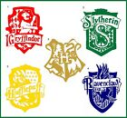 Harry Potter Hogwarts House Vinyl Stickers (14 Colours) *high Quality*