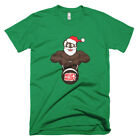 Men's New Christmas Casual Short Sleeve T-shirt For Men