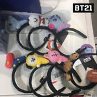 BTS BT21 Official Authentic Goods Plush Hair Band Ver2 7Characters + Track #