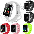 Bluetooth Smart Wrist Watch A1 GSM Phone For Android Samsung iPhone Man Women image