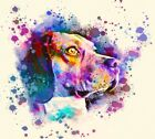 Custom Pet Portrait Digital, Personalized Gift, RISK FREE, Painting, Watercolor
