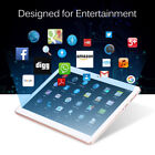 4GB+64GB Tablet 10.1 Zoll PC Octa 8 Core Android 2 SIM/Kamera WIFI HD Bluetooth