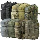 KOMBAT SMALL MOLLE 28 LITRE ASSAULT MILITARY RUCKSACK PATROL BACKPACK DAYSACK