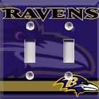 Football Baltimore Ravens Light Switch Cover Choose Your Cover on eBay