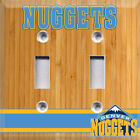 Basketball Denver Nuggets Light Switch Cover Choose Your Cover on eBay