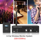 ANLEON S2 UHF Stereo Monitor System Wireless 6 Channels Stage Digital Headphones