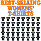 Beard Funny Novelty Tops T-Shirt Womens tee TShirt - SUPER WOMENS - S1