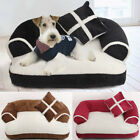 Pet Dog Cat Bed Sofa Chair Cozy Mat Kennel Doggy Puppy Cushion Basket Pad Couch