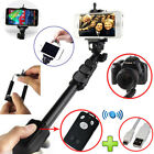 SELFIE STICK BASTONE MONOPIEDE BLUETOOTH CON BOTTONI REMOTO PER Cellulare iPhone