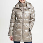 Andrew Marc Women's Long Packable Jacket in 2 Colours & 3 Sizes - New