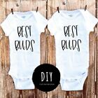 Twins Baby Outfit, Best Buds, Twins Coming Home Outfit, Best Friends Baby Outf