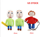20/25cm Baldi's Basics Playtime Plush Figure Toy Teacher Baldi Stuffed Doll US