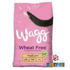 DOG FOOD Wagg Wheat Free Complete Dog Food 12kg x 1 or 2 Sacks No Dairy or Soya