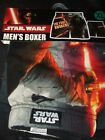 Men's XL 42 Star Wars The Force Awakens Kylo Ren Sword Disney Knit Boxers Shorts $11.99 USD on eBay