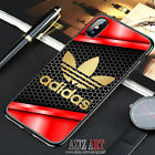New Black98Adidas Red Cover iPhone 7 8 X XR XS XS Max Samsung Galaxy S7 8 9 Case