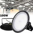 100W UFO LED High Bay Lamp Gym Factory Warehouse Industrial Shed Lighting lot