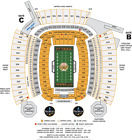 Pittsburgh Steelers PSL Seat License 2 Seats. PLayoff Tickets Available