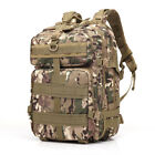 Large 45L Outdoor Marching Knapsack Tactical Backpack ACU Camouflage US