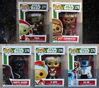 Funko POP! Movies: Star Wars Christmas Holiday Editions $14.99 USD on eBay