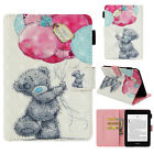 Cute Leather Card Flip Stand Case Case For Amazon Kindle Paperwhite10th Gen 2018