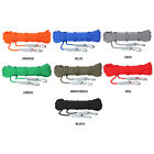 New 9.5mm 20m Outdoor Rock Climbing Rappelling Rope Safety Rescue Auxiliary Cord