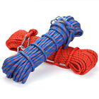 3KN 10MM Safety Tree Rock Climbing Static Sling Rappelling Rescue Auxiliary Rope