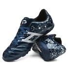Fashion 2019 Men Boys Soccer Shoes Indoor Football Cleats Sneakers Sock Shoes