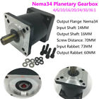 Planetary Gearbox Stepper Speed Reducer Gear Head for Nema23 34 42 52 Motor CNC