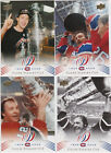 2008-09 UD Montreal Canadiens Centenial Base Card You Pick a Player list / lot $1.1 CAD on eBay