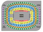 4 Panic at the Disco Tickets at Rodeo Houston, Mar 03, Section 129, Row HH