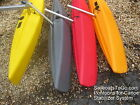 Canoe Stabilizer Floats and  Arms for Sail Kits, DIY projects, or Accessory Seat