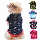 Small Pet Dog Warm Fleece Vest Clothes Puppy Winter T Shirt Sweater Coat Jacket