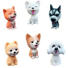 Shake Head Nodding Dogs Car Accessories For Auto Dashboards Decoration Ornaments