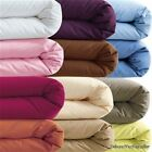 Duvet Cover Collection  1000 TC Egyptian Cotton King Size Bedding Solid Color image
