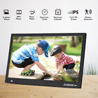 Andoer 15.6 Inch IPS LED Digital Photo Frame Electronic Picture Album MP3 G7M1