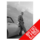 007 JAMES BOND SEAN CONNERY POSTER ART PRINT A4 A3 SIZE -BUY 2 GET ANY 2 FREE £6.99 GBP on eBay