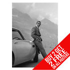 007 JAMES BOND SEAN CONNERY POSTER ART PRINT A4 A3 SIZE -BUY 2 GET ANY 2 FREE $12.96 AUD on eBay