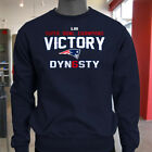 Patriots 6x Super Bowl Champions LIII Victory Mens Navy Sweatshirt $27.99 USD on eBay
