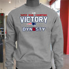Patriots 6x Super Bowl Champions LIII Victory Mens Gray Sweatshirt $27.99 USD on eBay