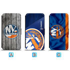 New York Islanders Leather Case For iPhone X Xs Max Xr 7 8 Plus Galaxy S9 S8 $8.99 USD on eBay