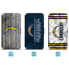 San Diego Chargers Leather Case For iPhone X Xs Max Xr 7 8 Plus Galaxy S9 S8 $7.99 USD on eBay