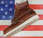 "Thorogood 6"" American Heritage Non-Safety Soft Toe Work Boot 814-4200 USA Made"