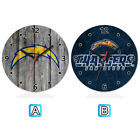 San Diego Chargers Sport Wooden Wall Clock Modern Home Office Decor $11.99 USD on eBay