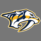 Nashville Predators NHL Hockey Vinyl Sticker Car Truck Window Decal Laptop Yeti $4.49 USD on eBay