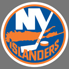New York Islanders NHL Hockey Vinyl Sticker Car Truck Window Decal Laptop Yeti $4.49 USD on eBay
